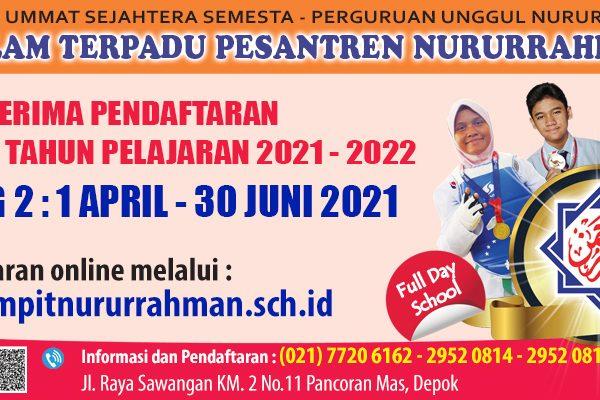 Pelaksanaan PPDB TP. 2021-2022